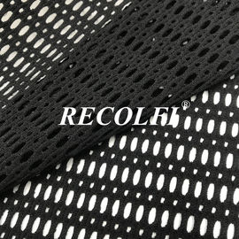 Recycled Plastic Bottle Yarns 150GSM Sport Net Mesh
